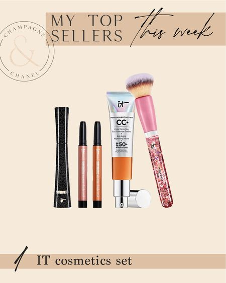Top sellers - IT cosmetics kit
