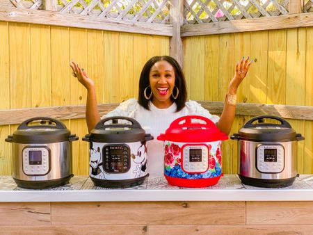 Are you subscribed to my food & recipe blog - The Soul Food Pot?  Should you be? 🤔 Uh yeah - duh! 🙄 ✨ Instant Pot + Soul Food = Magic And many of my magical meals in minutes have gone viral because they're so quick, easy & delicious!! 😋🍴❤️ Like instant air fryer chicken 🍗, Puerto Rican pastelòn 🧀, & Southern banana pudding - the Black way!👊🏾✨ Start here —> 11 Southern cooking Instant Pot recipes for beginners: 🥘 thesoulfoodpot.com/southern-cooking-instant-pot-recipes-for-beginners/ 😉 You can thank me later! 😆