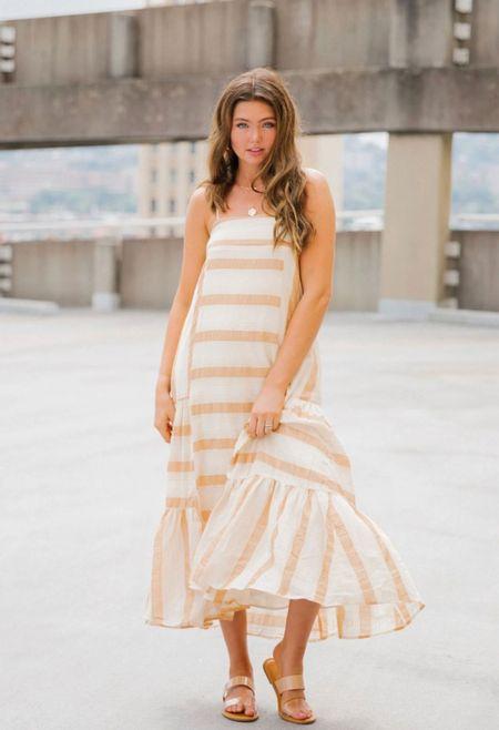 Summer dress  #LTKstyletip #LTKwedding #LTKbump