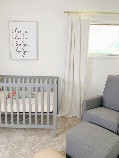 Nursery design http://liketk.it/3j5jk #liketkit @liketoknow.it #LTKbaby #LTKhome #LTKkids @liketoknow.it.home