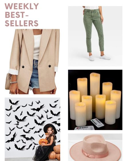 This weeks weekly best sellers and most clicked links