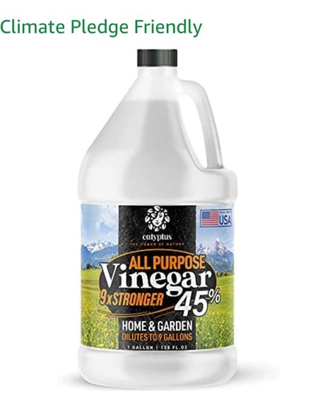 Alternative Weed Control - Concentrated Vinegar - for a safer weed killer and a beautiful yard 🌿🌿  Be sure to wear gloves and safety glasses as this very acidic 👍    Follow me on the LIKEtoKNOW.it shopping app to get the details for this product and others   #LTKhome #LTKunder50 #LTKunder100 #liketkit @liketoknow.it.home @liketoknow.it @liketoknow.it.family http://liketk.it/3fkHm