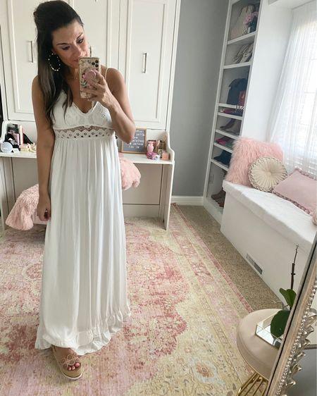 White dress http://liketk.it/39Yef #liketkit @liketoknow.it