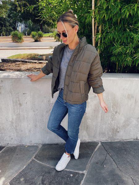 Quilted Coat - Fall Outerwear - Size XZ - Runs big!  #LTKSeasonal #LTKbacktoschool #LTKstyletip