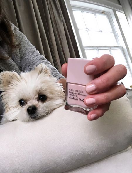 A classic nail color, love this 'gel effect' nail polish. My current go-to!. 💅🏻💅🏻  #LTKunder50 #LTKgiftspo #LTKbeauty