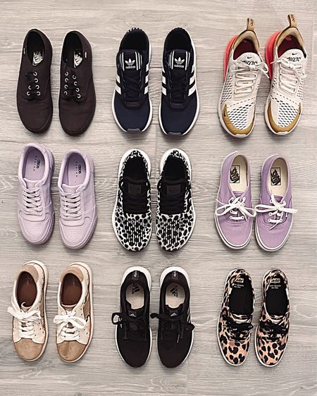 Never too many pairs of sneakers for the summer 😍  #LTKunder100 #LTKSeasonal #LTKshoecrush