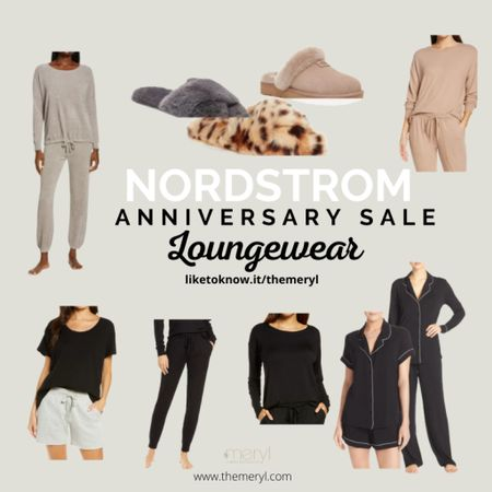 Nordstrom Anniversary Sale, Nordstrom finds, Nordstrom sale, loungewear, pajamas, slippers  Follow my shop in the @shop.LTK app to shop this post and get my exclusive app-only content!  #LTKsalealert #LTKunder100 #LTKstyletip