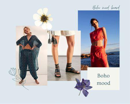 Boho sets & sandals, exact products linked   http://liketk.it/3hXKY #liketkit @liketoknow.it #LTKtravel #LTKstyletip #LTKshoecrush Download the LIKEtoKNOW.it shopping app to shop this pic via screenshot