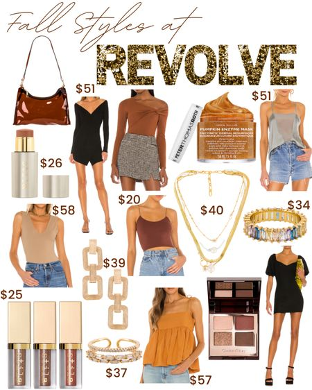 Fall styles at Revolve   #LTKstyletip #LTKSeasonal #LTKitbag