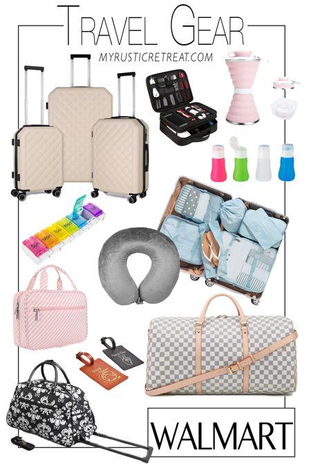 Affordable travel gear from @Walmart!  #sponsored #walmarthome   #LTKhome #LTKtravel #LTKfamily