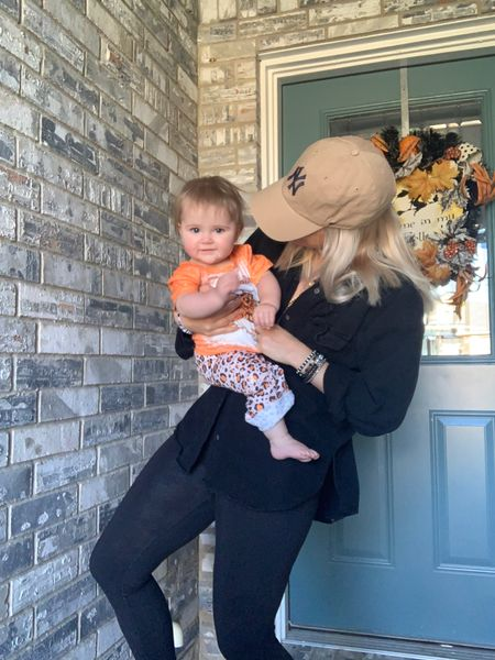 Fall baby outfit, fall outfit, booties, target fall fashion, family fall outfits, pumpkin patch outfits.   #LTKSeasonal #LTKbaby #LTKfamily