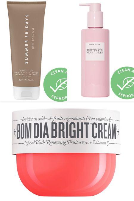 The best body lotions for spring and summer!   #LTKbeauty #LTKunder50 #LTKSpringSale