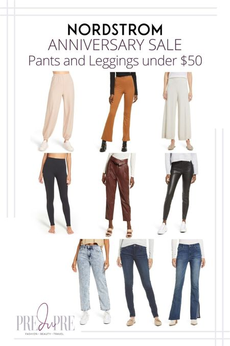 Great finds at the Nordstrom Anniversary Sale. I've rounded up my top picks in pants & leggings under $50.   http://liketk.it/3jN8P     My NSale 2021 fashion favorites, Nordstrom Anniversary Sale, Nordstrom Anniversary Sale 2021, 2021 Nordstrom Anniversary Sale, NSale,  N Sale, N Sale 2021, 2021 N Sale,  NSale Top Picks,  NSale Beauty,  NSale Fashion Finds,  NSale Finds,  NSale Picks,  NSale 2021,  NSale 2021 preview, #NSale, #NSalefashion, #NSale2021, #2021NSale, #NSaleTopPicks, #NSalesfalloutfits, #NSalebooties,  #NSalesweater, #NSalefalllookbook, #Nsalestyle #Nsalefallfashion, Nordstrom anniversary sale picks, Nordstrom anniversary sale 2021 picks, Nordstrom anniversary Top Picks, Nordstrom anniversary, fall outfits, fall lookbook, fall outfit inspo, what to wear for fall  pants leggings wide leg pants skinny jeans boot cut jeans denim joggers leather pants great finds #liketkit @liketoknow.it   Download the LIKEtoKNOW.it shopping app to shop this pic via screenshot  #LTKunder50 #LTKsalealert #LTKstyletip