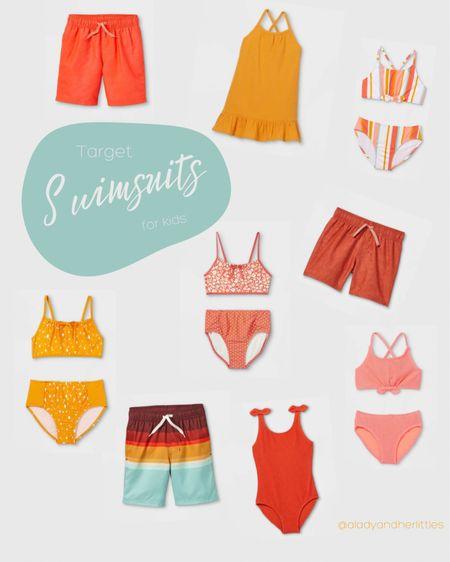 Matching family swim suits, family beach trip, girls swimsuits, boys swimsuits, retro kids swim, target swim, 20% off swim, target finds, target kids, toddler swim, beach trip, pool finds.   http://liketk.it/3ivgJ #liketkit #LTKsalealert #LTKkids #LTKfamily @liketoknow.it @liketoknow.it.family