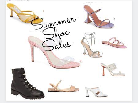 Summer Shoe Sales Picks....designer shoes on sale! #summersale #nordstormsale http://liketk.it/3hCP2 #liketkit @liketoknow.it #LTKsalealert #LTKshoecrush #LTKunder100 Shop your screenshot of this pic with the LIKEtoKNOW.it shopping app