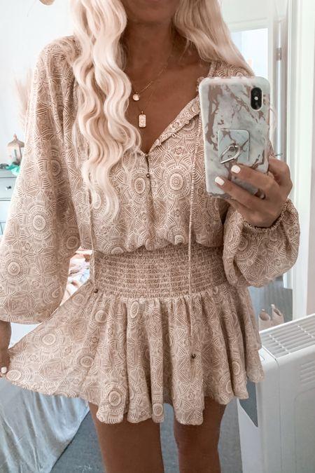 Love the feel and ease of this dress 🧚🏻♂️ http://liketk.it/3hYVR #liketkit @liketoknow.it #LTKtravel #LTKstyletip #LTKwedding