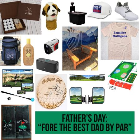 "Father's Day: ""Fore the Best Dad by Par""  #fathersday #giftguide #giftsforhim #fore #golf #golfer #golfing #etsy #headcover #golfclub #par #mulligan #sunbum #sunscreen #selfcare #skincare #summertime #wfh #workfromhome #birdies #prayforbirdies #golfshoes #truelinkswear #rangefinder #callaway #golfballs #cooler #ilovedad #father #LTKmens #LTKDay #LTKunder100 @liketoknow.it #liketkit http://liketk.it/2Q0y2"