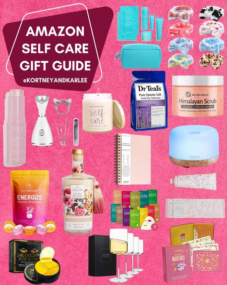 Amazon Self-Care Gift Guide!   Amazon gifts for her | Amazon gift guide | Amazon for her gift guide | amazon gifts under $25 | under $25 gift guide | under $25 amazon gift guide | gift guide under $25 | amazon gift guide under $25 | cozy girl gift guide | amazon gift guide for her | amazon gift guide for the girly girl | amazon gift ideas | amazon gift ideas for her | gift ideas for her | cozy gift guide | cozy gift ideas | self care gift guide | self care gifts | Amazon finds | amazon girly things | amazon beauty | amazon home finds | amazon self care | amazon beauty favorites | amazon fashion favorites | amazon must haves | amazon best sellers | amazon fall finds | amazon fall favorites | fall favorites | amazon fall essentials | amazon fall must haves | amazon travel favorites | amazon travel finds | amazon travel must haves | amazon winter finds | amazon winter favorites | winter favorites | amazon gift ideas | gift guide amazon | holiday gift guide | amazon gifts | gift ideas from amazon | gift guide from amazon | amazon winter decor | amazon winter home decor | amazon winter things | amazon Christmas gifts | amazon Christmas gift guide | amazon Christmas gift ideas | amazon vacay favorites | amazon vacation favorites | amazon stocking stuffers | stocking stuffers for her | amazon prime stocking stuffers | stocking stuffer ideas | stocking stuffers amazon prime | amazon prime gift ideas | amazon stocking ideas | amazon prime gift ideas | amazon gift guide for her | stocking stuffers for her | stocking stuffers from amazon | stocking stuffers for girls | stocking stuffers for women | Kortney and Karlee | #kortneyandkarlee #LTKunder50 #LTKunder100 #LTKsalealert #LTKstyletip #LTKshoecrush #LTKSeasonal #LTKtravel #LTKswim #LTKbeauty #LTKhome #LTKGifts #LTKHoliday @liketoknow.it #liketkit
