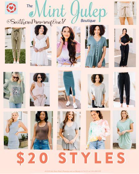 $20 for each Item in the summer sale tab!!   http://liketk.it/3hnWr @liketoknow.it #liketkit #LTKDay #LTKsalealert #LTKstyletip