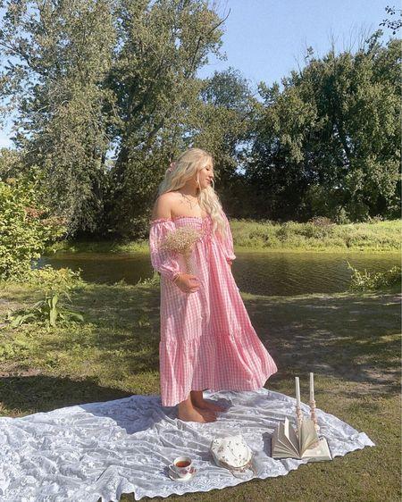 Code VICKIDIGNARD saves you on the dress 💗  #LTKunder100