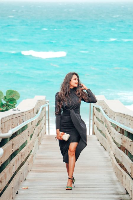 A black dress is to fashion what red roses are to romance!  Lovin' this dress from @express Linking similar dresses since I couldnot find the exact same one!  Will be linking on my @liketoknowit!  Follow me there!   #fashion #fashionstyle #fashionblogger #fashioninspo #style #ootd #ootdfashion #styleinspo #styleblogger #styleblog #girlsfashion #girlsfashionstyle #desi #desiblogger #newyork #allindianbloggers #florida #fl #sflbloggers #floridablogger #miami #chicago #brownskingirls #Hyderabadi #hyderabadblogger #usa #newyorkblogger #indiablogger #browngirlblogger #stylish   #LTKfit #LTKunder50 #LTKunder100