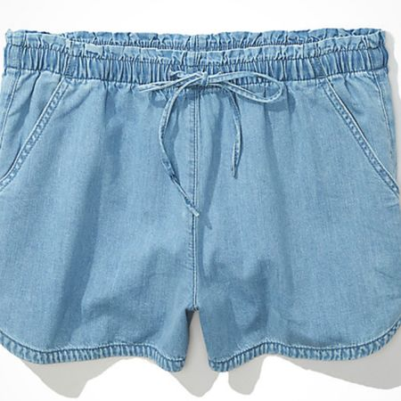 Comfy shorts for under $25–YES PLEASE! http://liketk.it/3cwlQ @liketoknow.it #liketkit #LTKunder50 #LTKsalealert #LTKSpringSale