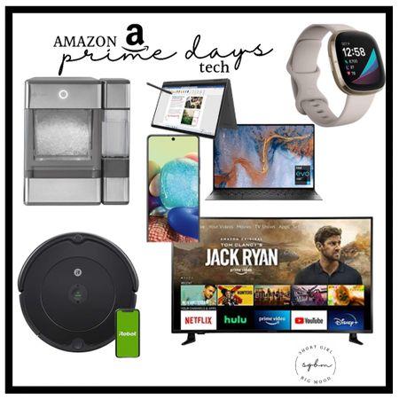 http://liketk.it/3i5nu #liketkit @liketoknow.it #LTKsalealert #LTKhome #LTKfamily amazon prime day sale in technology, tech, tv, rumba, Fitbit, ice machine, laptop, desktop, android