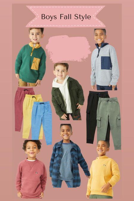 Boys fall style from Walmart   #LTKstyletip #LTKunder50 #LTKkids
