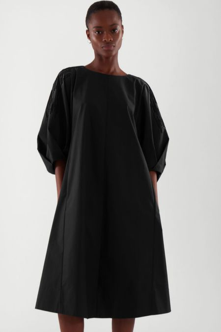 A beautiful black dress is hard to beat. Especially if it has dome beautiful detailing and is on sale!!!  #LTKsalealert #LTKstyletip #LTKeurope