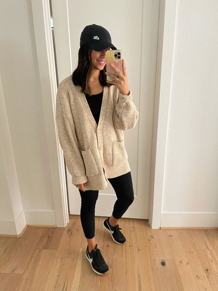 This grandpa cardigan can be styled so many ways! Can be worn with athleisure clothes or just out & about. I live for versatile pieces  #LTKSeasonal #LTKstyletip #LTKunder50