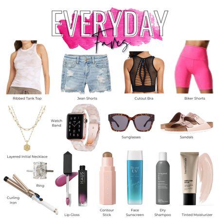 #everydaylook #fashion #jewelry Everyday Faves  #LTKbeauty