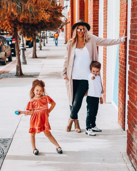 She's better at this than me! 😂 💃🏼🤳🏼 Happy Tuesday! I'll be spending my day trying to clean house while keeping the kids from killing each other. Good news is most of everything we're wearing in this pic is on sale! Head here to shop 👉🏼 http://liketk.it/2ylLs #liketkit @liketoknow.it #LTKholidaystyle #LTKholidaywishlist #LTKholidaygiftguide #LTKbump #LTKfamily #LTKkids #LTKstyletip #LTKsalealert #LTKunder50 #LTKunder100