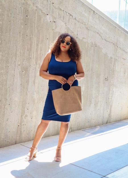 We weren't asking 🤨…  Get rid of the idea that if you have a Midsize & Curvy body that you can't/shouldn't wear Bodycon dress ☝🏾! Just find the one that you feel dynamite 🧨 in & done ✅! Deal 🤝?!  My dress is from @amazonfashion in an xl. It's in my Amazon shop & my LIKEtoKNOW.it- go to the link in Bio!  #affiliatelink #comissionsearned  ———————————————————————————  🇩🇴 Pero.. No les estábamos preguntando 🤨 ...  ¡Olvídate de la idea de que si tienes un cuerpo de tamaño mediano y con curvas, no puedes / no debes usar un vestido ajustado ☝🏾! ¡Solo encuentra el que te haga sentir como dinamita 🧨 y listo ✅! ¡¿Tenemos un trato 🤝 ?!  Mi vestido es de @amazonfashion en un xl. Está en mi tienda de Amazon y en mi LIKEtoKNOW.it, ¡ve al enlace en Bio! #affiliatelink #comissionsearned   #LTKcurves #LTKstyletip #LTKunder50