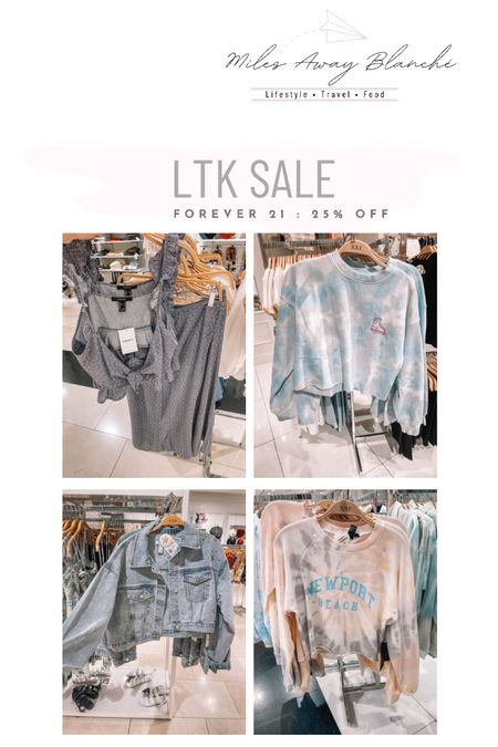 Forever 21 sale! Cute two piece look for the beach or any summer vibe http://liketk.it/3huI7 #liketkit @liketoknow.it #LTKsalealert #LTKtravel #LTKunder50