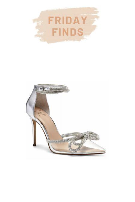 Mach & Mach heel similar style from Macy's for only $99   #LTKshoecrush #LTKSeasonal