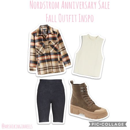 Transitional fall outfit inspo from the #NSALE! http://liketk.it/3jPgD @liketoknow.it #liketkit Shop your screenshot of this pic with the LIKEtoKNOW.it shopping app #LTKstyletip #LTKunder50 #LTKshoecrush