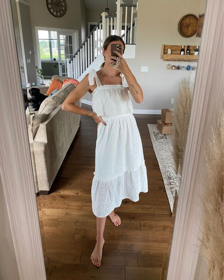 Summer dress http://liketk.it/3jCcB #liketkit @liketoknow.it #LTKwedding #LTKunder100 #LTKstyletip