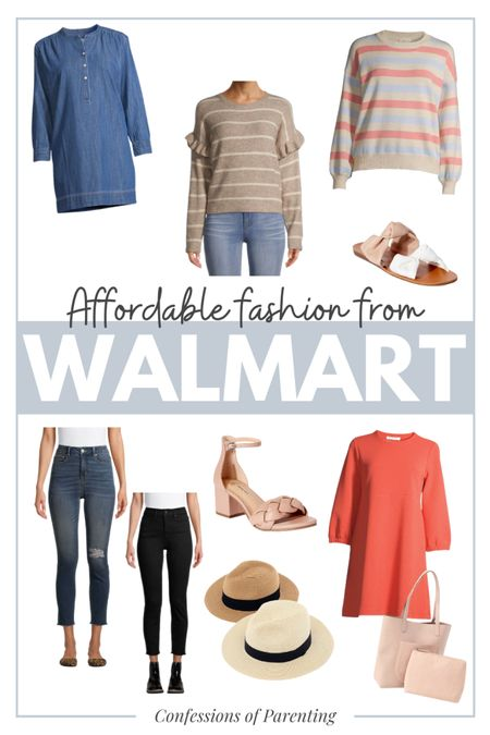 Check out this affordable fashion from Walmart! These favorites that fit great and are fantastic quality are perfect for everyday mom wear or easy to dress up for date night. http://liketk.it/38Zhb #liketkit @liketoknow.it #LTKshoecrush #LTKunder50 #LTKstyletip Shop my daily looks by following me on the LIKEtoKNOW.it shopping app