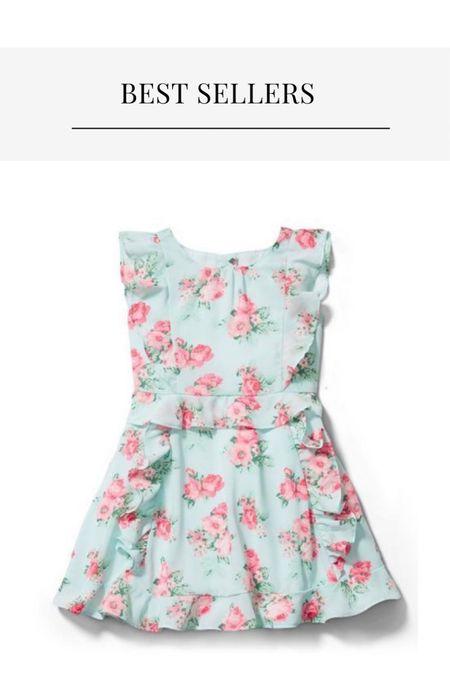 Best sellers, girls dresses, kids style, Janie and Jack, finding beauty mom http://liketk.it/3hKLR #liketkit @liketoknow.it family photo outfit #LTKunder50 #LTKsalealert #LTKfamily