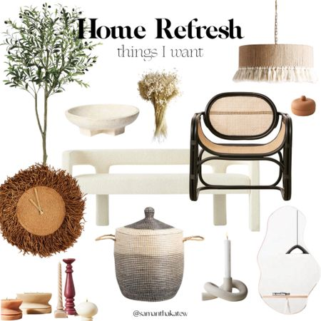 Home decor and furniture I want 🤍🤍🤍  #LTKhome #LTKstyletip