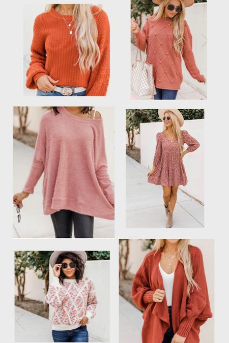 Feeling like I need a pumpkin spice latte with these fall colors 😍 clearly this color is a popular! Sweaters and cardigans are my go to all season. #LTKstyletip #LTKsalealert #LTKunder50 @liketoknow.it.home @liketoknow.it.brasil @liketoknow.it.europe Shop your screenshot of this pic with the LIKEtoKNOW.it shopping app  http://liketk.it/2X2sB #liketkit @liketoknow.it