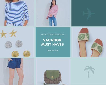 Heading to the Beach is summer. All your Vacation Must-Haves are now on SALE! http://liketk.it/3iWGm #liketkit @liketoknow.it #LTKtravel #LTKsalealert #LTKseasonal