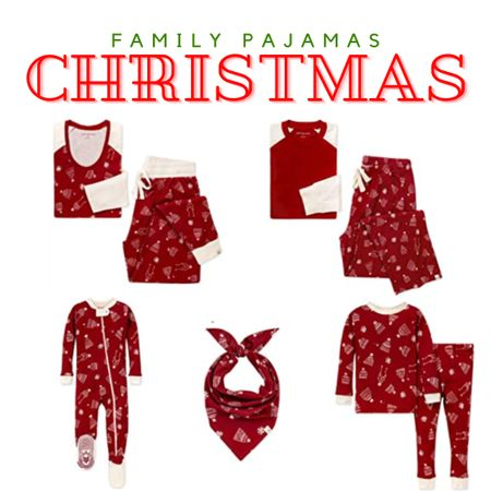#christmas pajamas for the family. Matching Christmas pajamas. Pajama sets. http://liketk.it/2XUXI @liketoknow.it #liketkit