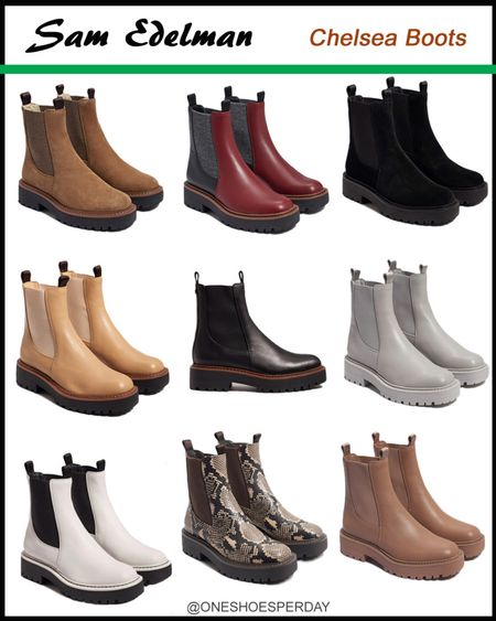 Sam Edelman Chelsea Boots         http://liketk.it/3q0xG @liketoknow.it #liketkit #LTKGiftGuide #LTKHoliday #LTKSeasonal #LTKsalealert #LTKunder100 #LTKworkwear #LTKshoecrush #LTKFall | Travel Outfits | Teacher Outfits | Casual Business | Blazers | Blazer | Fall Outfits | Fall Fashion | Pumpkins| | Pumpkin | Booties | Boots | Fall Boots | Winter Boots | Bodysuits | Leggings | Halloween | Shackets | Plaid Shirts | Plaid Jackets | Activewear | White Sneakers | Sweater Dress | Fall Dresses | Sweater Vests | Denim | Jeans | Cardigans | Sweaters | Faux Fur Jackets | Faux Leather Pants | Faux Leather Jackets |Coats | Fleece | Jackets | Bags | Handbags | Crossbody Bags | Tote | Wedding Guest Dresses | Gifting | Gift Guide | Gift Ideas | Gift for Her | Mother in Law Gifts | Leather Pants | Winter Outfits | Puffer Jackets | Christmas | Christmas Gifts | Holiday |