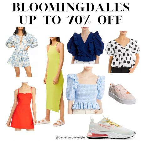 Bloomingdales Memorial Day Sale up to 70% off through 5/31!!! Check out what I ordered!!!   http://liketk.it/3giNI #liketkit @liketoknow.it #LTKunder100 #LTKshoecrush #LTKsalealert