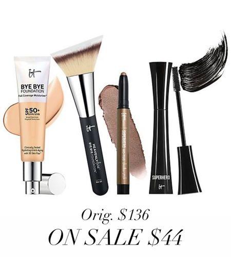 "Itcosmetics makeup sale Foundation ""medium""  #makeup #laurabeverlin   #LTKbeauty #LTKunder50 #LTKsalealert"