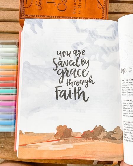 For it is by grace you have been saved, through faith—and this is not from yourselves, it is the gift of God ✨  Ephesians 2:8 NIV  Where sin runs deep your grace is more. Faith tells me that no matter what lies ahead of me, God is already there 💕 http://liketk.it/2X103 #liketkit @liketoknow.it Follow me on the LIKEtoKNOW.it shopping app to get the product details for this look and others