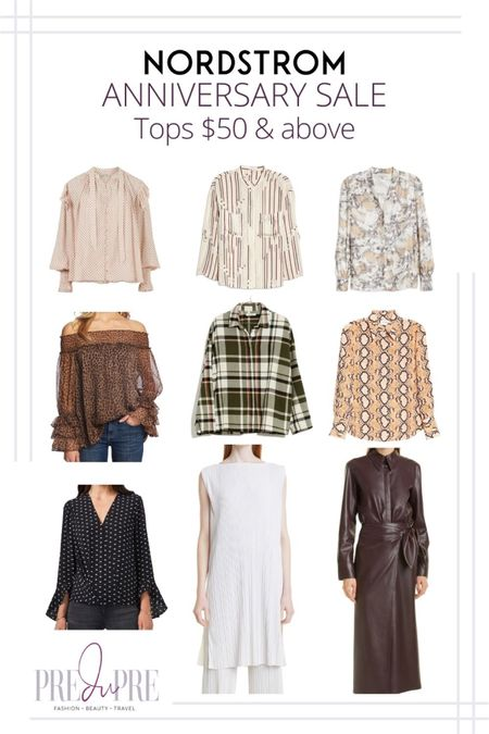 Great finds at the Nordstrom Anniversary Sale. I've rounded up my top picks in tops above $50.   http://liketk.it/3jN6P   My NSale 2021 fashion favorites, Nordstrom Anniversary Sale, Nordstrom Anniversary Sale 2021, 2021 Nordstrom Anniversary Sale, NSale,  N Sale, N Sale 2021, 2021 N Sale,  NSale Top Picks,  NSale Beauty,  NSale Fashion Finds,  NSale Finds,  NSale Picks,  NSale 2021,  NSale 2021 preview, #NSale, #NSalefashion, #NSale2021, #2021NSale, #NSaleTopPicks, #NSalesfalloutfits, #NSalebooties,  #NSalesweater, #NSalefalllookbook, #Nsalestyle #Nsalefallfashion, Nordstrom anniversary sale picks, Nordstrom anniversary sale 2021 picks, Nordstrom anniversary Top Picks, Nordstrom anniversary, fall outfits, fall lookbook, fall outfit inspo, what to wear for fall  top tank top tshirt blouse off shoulder long sleeve plaid prints great finds #liketkit @liketoknow.it   Download the LIKEtoKNOW.it shopping app to shop this pic via screenshot  #LTKSeasonal #LTKstyletip #LTKsalealert