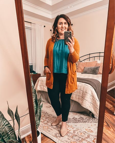 Can't stop, won't stop with this cardigan. 💕   #LTKfit #LTKSeasonal