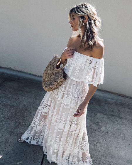 White dress...Amazon fashion  @liketoknow.it #liketkit http://liketk.it/3gWH4 #LTKunder100 #summerdress #whitedress